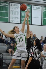 Clear Fork's Brooke Robinson has the Lady Colts looking to break into the top 5 of the power poll.