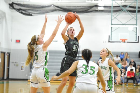 GALLERY: Madison at Clear Fork Girls Hoops