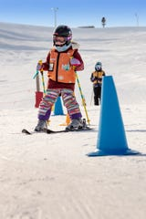 Wilmot Mountain in Kenosha County has a number of ski programs for kids as young as 3.
