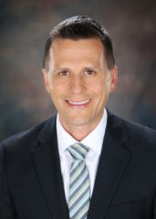 Chris Rozansky, executive director of the Naples Airport Authority
