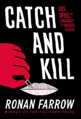 """""""Catch and Kill"""" by Ronan Farrow is highly recommended by the owners of Book & Greetings in Northvale"""