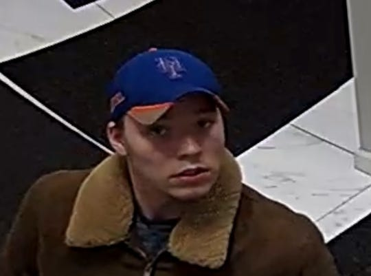 Clifton are looking for a  suspect who they say stole from two synagogues in the Delawanna section of the city.