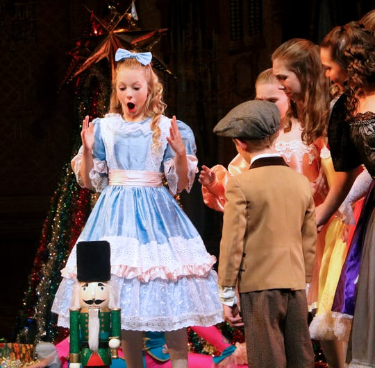 "The Las Cruces School of Dance & Music presents ""The Nutcracker."""