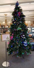 The 2019 mitten tree is up for the holiday season and ready to accept donations at Thomas Branigan Memorial Library, 200 E. Picacho Ave. Through Dec. 22.