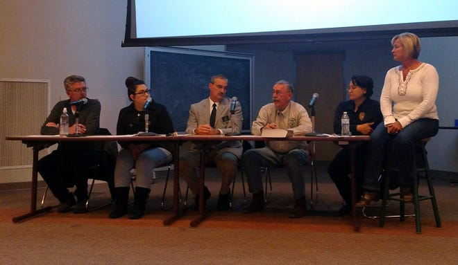 Town Hall panelists called on the community to help decrease underage drinking by refusing to supply youth with alcohol.