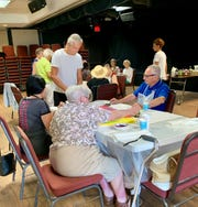The Joslyn Center provides a variety of fun activities for seniors.
