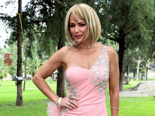 Martha Julia dice que es muy amiga de Lalo Yáñez, pero jura que hace mucho no lo ve.