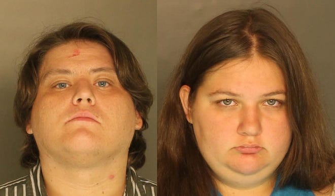 Emily Lynn Javins, 22, and Jacob David Becker, 26, allegedly had a sexual relationship with a teen boy, according to Penn Township police.