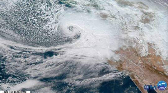 Image result for bomb cyclone storm