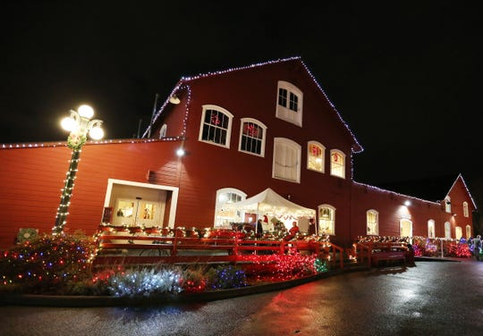 Magic at the Mill comes to Willamette Heritage Center Dec. 19-23.