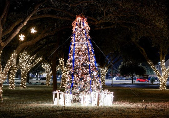 Holiday activities before the Angelo State University Christmas tree lighting will begin at 5 p.m. Tuesday, Dec. 3. All the festivities are open free to the public.