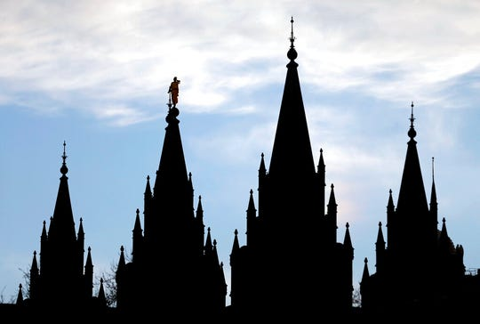 The Church of Jesus Christ of Latter-day Saints said Thursday it is suspending all worship services because of the spread of the coronavirus, a decision made hours after Utah's governor recommended group gatherings in the state be limited to no more than 100 people for at least the next two weeks.