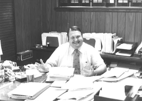 Lee Everhart, Florida's 1978 Builder of the Year.