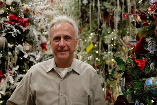 Ralph Esposito is the owner of Esposito Garden Center. The business is celebrating its 50-year anniversary.