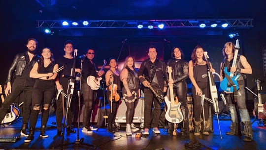 Ticket to the Moon, has assembled the best musicians around for his phenomenal ten-piece orchestra emulating The Electric Light Orchestra (ELO).
