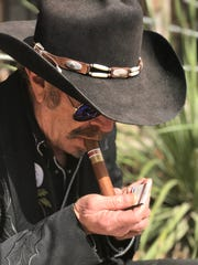 "Kinky Friedman will perform in El Paso Friday, to promote his new album, ""Resurrection."""