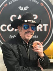 Kinky Friedman has put on many hats from singer and novelist to politician and defender of stray animals.