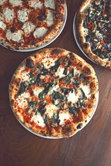 Bettina in Montecito offers 11 unique pizza options.