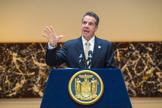 Gov. Andrew Cuomo is warning Con Edison that if it doesn't end its moratorium on new natural gas hookups, the state will find a new operator for the New York metro area.