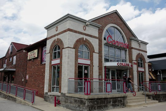 Conrad's College Gifts, 316 W. Lane Ave., on Wednesday, June 5, 2019 in Columbus, Ohio. After 50 years at their Lane Avenue location, the store plans to move by early next year.