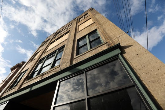The School of Kingdom Writers has raised the funds to purchase the former Montgomery Ward building on Fourth Street in Zanesville.