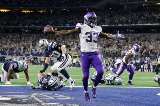 Fantasy football rankings for Week 13: Dalvin Cook, Minnesota Vikings fresh off the bye