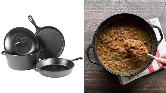 Best gifts under $100 of 2019: Lodge Cast Iron Cookware