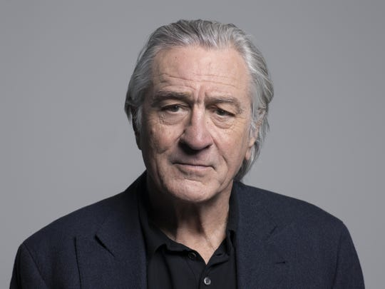 "Robert De Niro, 76, is back in the Oscar race with melancholic mobster drama ""The Irishman,"" streaming Wednesday on Netflix."