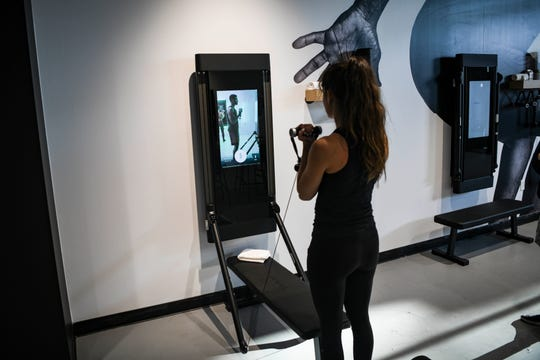 High-tech home gyms: Pros and cons of Peloton Tread, Tonal and Mirror