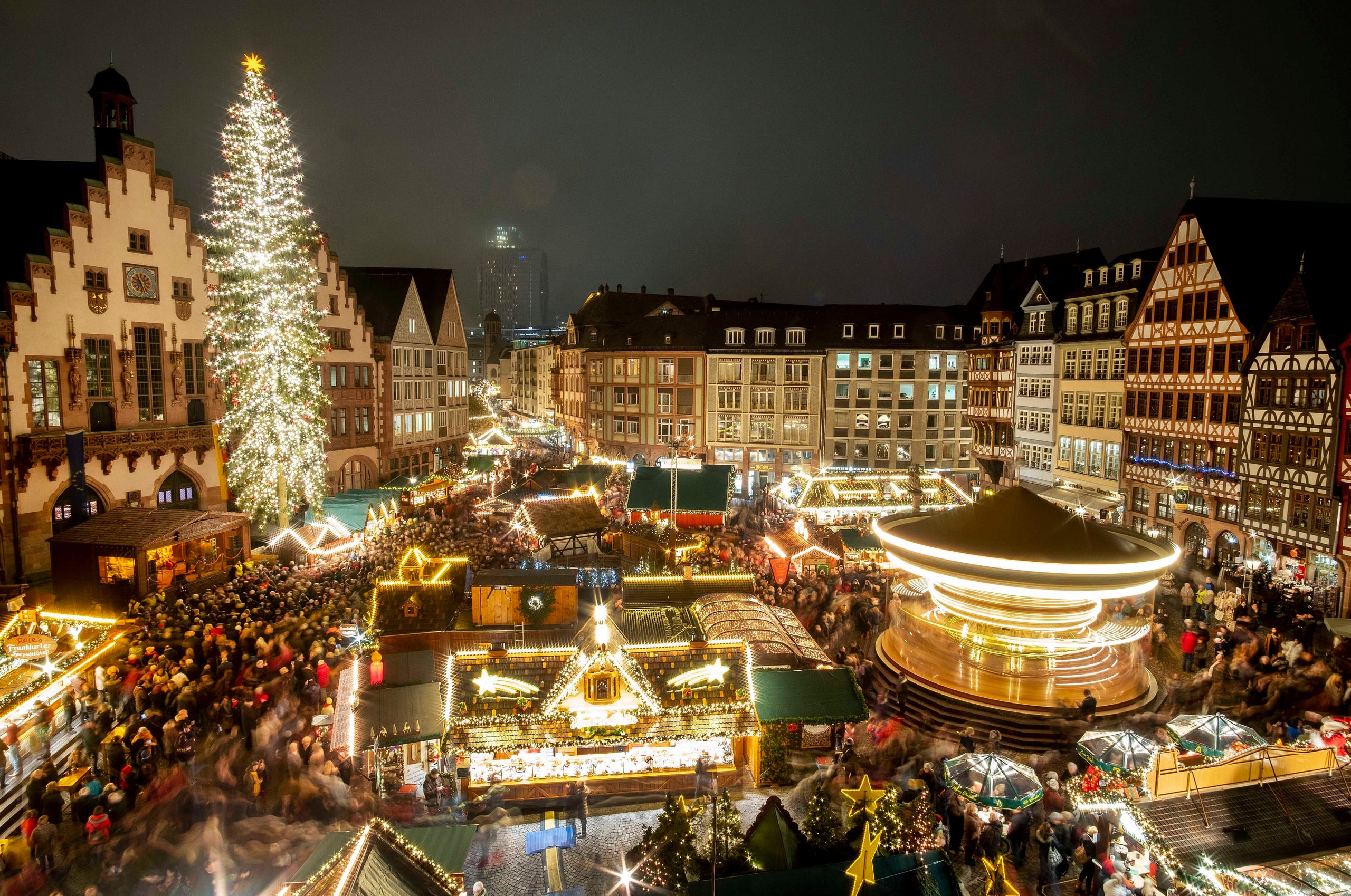 German Christmas markets kick off