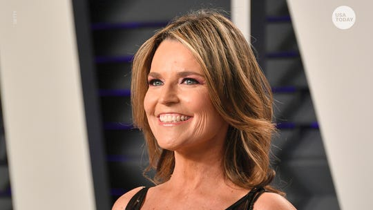 'Today' host Savannah Guthrie shares perfect mom text after eye surgery