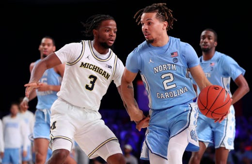 Michigan basketball's upset of North Carolina was validation for Juwan Howard