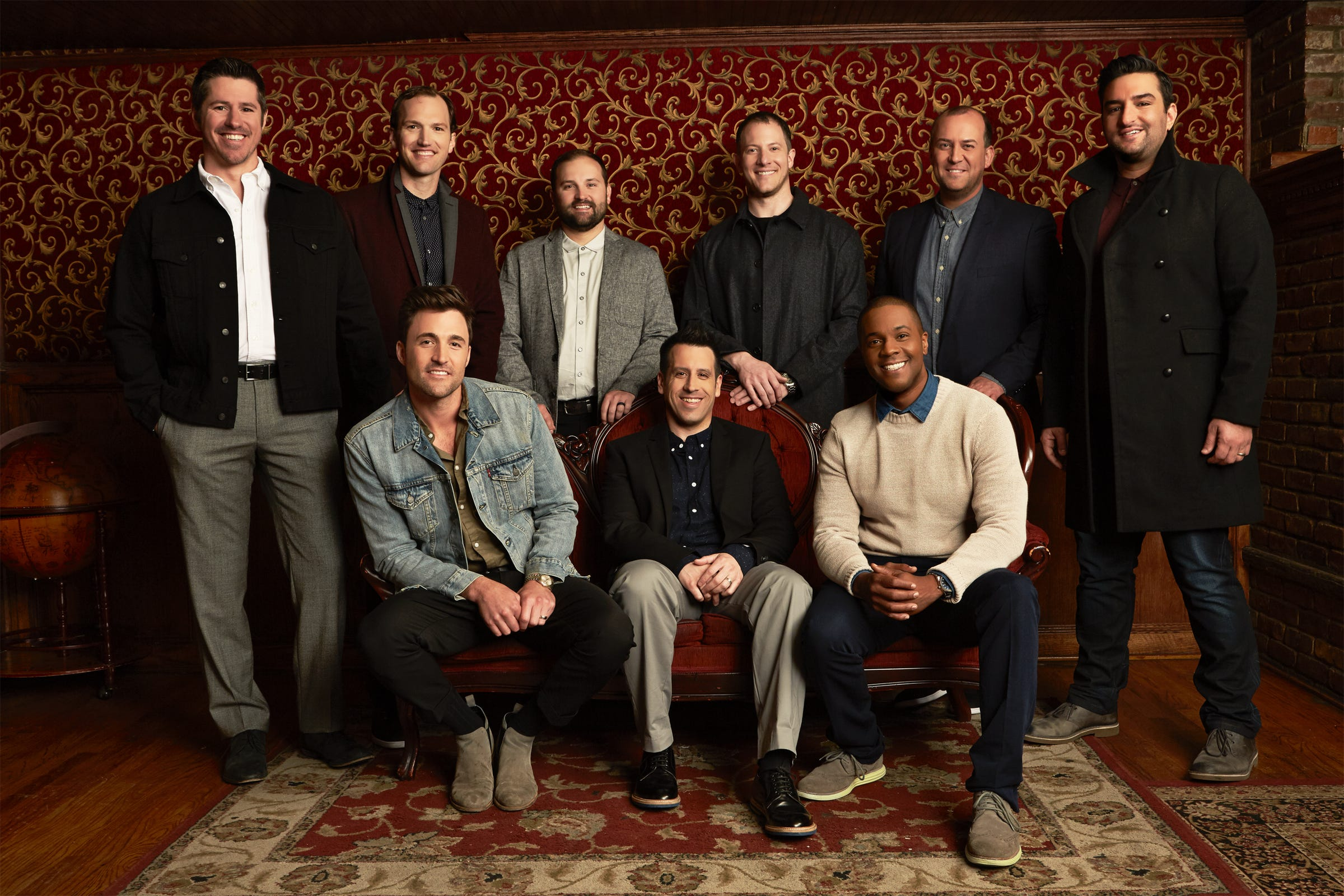 Straight No Chaser released an EP of drinking-themed tunes last month.