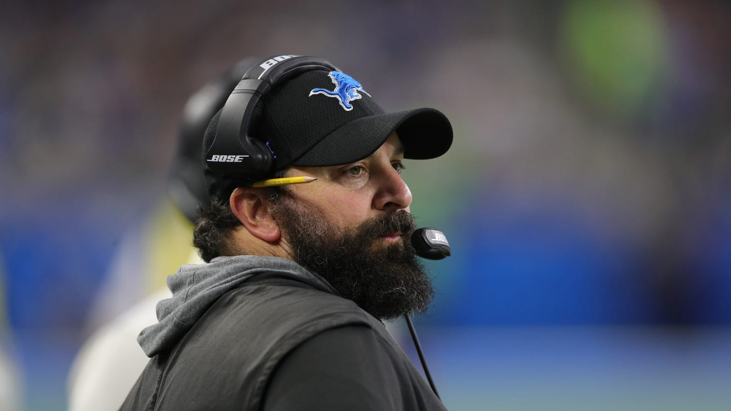 Detroit Lions Matt Patricia on curing close losses: 'That last inch is always the hardest'