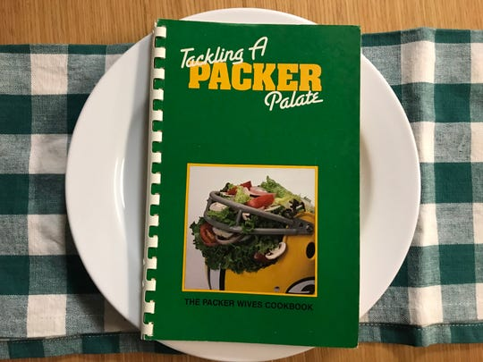 """""""Tackling A Packer Palate: The Packer Wives Cookbook"""" serves as a time capsule for the tastes of 1984."""