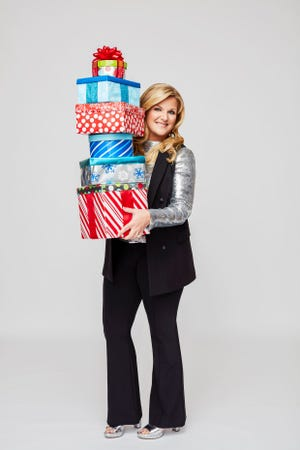 "Trisha Yearwood will host ""CMA Country Christmas"" on Tuesday on ABC."