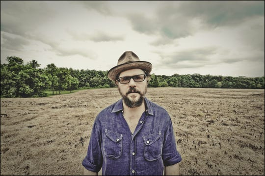 Patterson Hood will perform Monday at the Capitol Theatre.