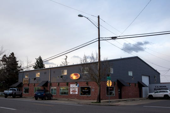 The exterior of 635 Main Street in Aumsville, Ore. on Nov. 27. Aumsville, which was hit by a massive tornado in 2010, is the first city in Marion County to earn StormReady Certification from NOAA.
