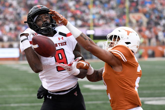 Texas Tech and Texas have met in football every year since 1960. The series was jeopardized by Texas' choice to soon leave the Big 12, but Tech athletics director Kirby Hocutt says he and Texas AD Chris Del Conte have discussed the two schools playing annually in all sports for the next 20 to 25 years.