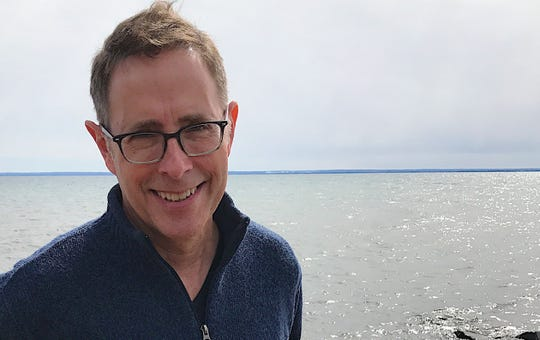 "Leif Enger, author of ""Virgil Wander,"" the book to be read and explored in the 2020 Door County Reads program. Enger will deliver the keynote address at the Jan. 25 kickoff celebration at Sturgeon Bay High School."