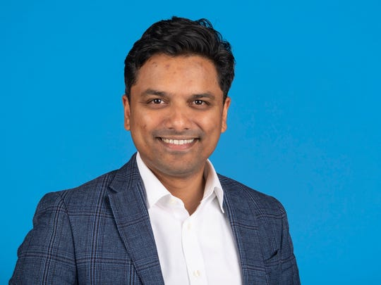 Abhijit Verekar for 40 Under 40 on Monday, November 11, 2019.