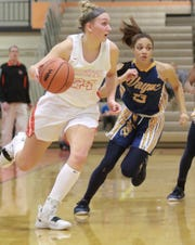 Sophie Dziekan is a four-year starter for Brighton who has signed with Bowling Green.