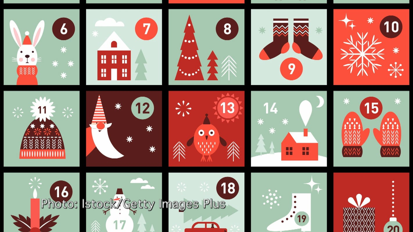 Easy Fun Ways To Make Your Own Advent Calendar
