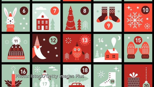 Is it just me? Or are worthy advent calendars joy stealers? asks CLAUDIA CONNELL