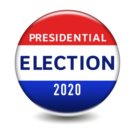 Presidential Election 2020.