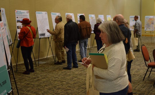 From Dec. 11 through Dec. 13, a series of open houses were conducted to review the goals and policies set out in the draft Elevate Las Cruces comprehensive plan. It was one of a little over a dozen public events and meetings on the plan.