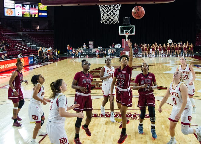 The New Mexico State women's basketball team suffered a 59-51 loss to Georgia State on Friday at the UTEP Thanksgiving Classic.