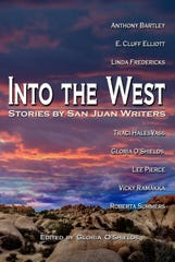 """""""Into the West"""" features 14 short stories by eight Farmington-area writers."""