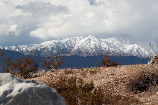 Is the road open? Here are the latest Southern California mountain road conditions
