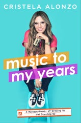 """Cristela Alonzo's first book, """"Music to My Years,"""" was published in October."""